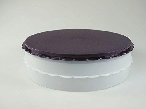 TUPPERWARE Exclusiv Hochstapler lila Kuchen Torte für Tortentwist Twist