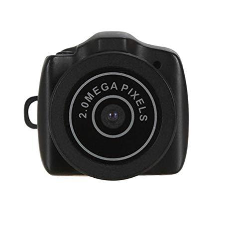 CHENTAOCS 2019 Y2000 Mini Camera Camcorder HD 1080P Micro DVR Portable Webcam-Recorder Camera Eenvoudig te gebruiken Y2000 mini camera zwart