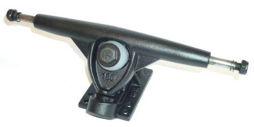 Randal truck R2 180 - Assale allround da 180 mm per longboard, colore: Nero