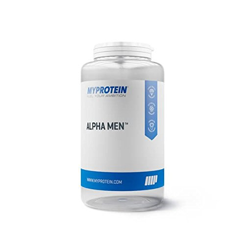 My Protein Alpha Men Tablett 120 Tabletten - ein Multi-Vitamin Vitamine Miner...