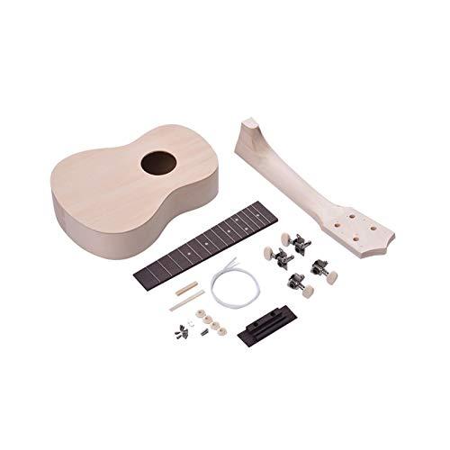 Kinderanfänger Erwachsene DIY Gitarre Unfinished 21