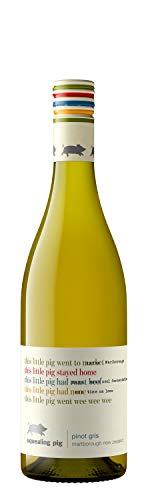 Squealing Pig Marlborough Pinot Gris Wine 2018, 750 ml (Pack Of 6)