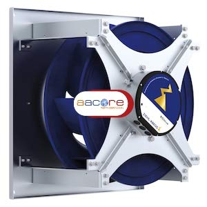 Ventilatore radiale EC-Blue di Ziehl-Abegg GR28C-6ID. BD. CR-0,5 kW | Ziehl-Abegg
