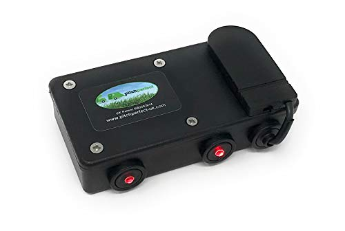 Pitch Perfect LED-Wasserwaage, für Wohnmobile/Wohnwagen/Heimwerker-Projekte