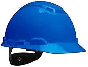 3M H701CBB - H701 Casco sin ventilación, azul, arnés estándar ...