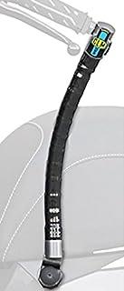 CLM 5728923 Stahl Lenkerschloss mit unsichtbarer Kombi Halterung für Medley 125 ABS 2016