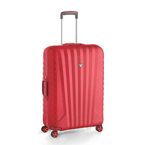 Roncato Uno SL Premium Maleta Mediana Ruby, Medida: 73 x 48 x 25 cm, Capacidad: 80 l, Pesas: 3.7 kg