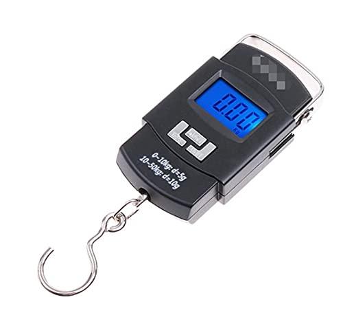 CML Portátil Mini Digital Escala de colgaje Equipaje Peso de Viaje 50kg Waage Bilancia Digitale Peso Maletas Balance de Poche