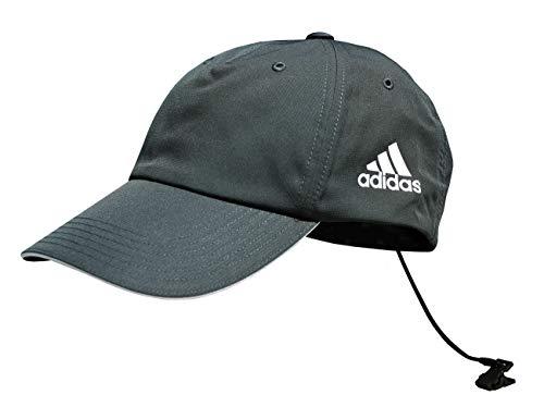 adidas Damen Herren Functional Cap Segelcap Kappe Baseballcap, Farbe:dunkelgrau