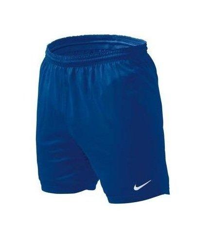 Nike Park Knit Unlined Pantaloncini da uomo, Blu/Bianco, S