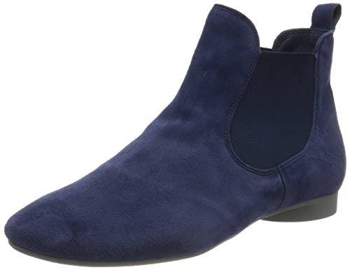 Think! Damen 686294_Guad Chelsea Boots, Blau (Indigo 89), 43 EU