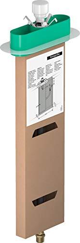 hansgrohe Schlauchbox (sBox) Wannenrand- und Fliesenrand-Grundset, Mehrfarbig
