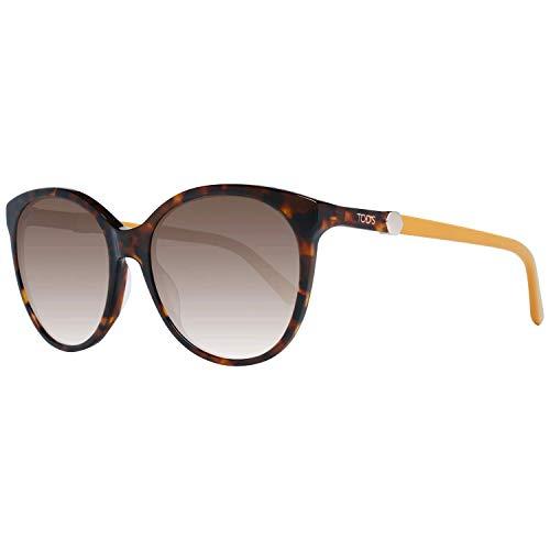 Tod's TO0174 C55 52F (dark havana / gradient brown) Sonnenbrillen