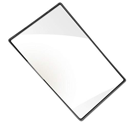 3-fache Vergrößerungsfolie Große Fresnel-Lupe im Vollbildmodus zum praktischen Lesen Betrachten großer Bereiche von Textkarten und Fotos Lesehilfe