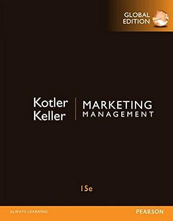 Marketing Management: Global Edition
