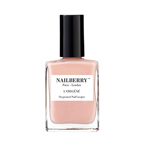 Nailberry A touch of powder, beige pink, 15 ml