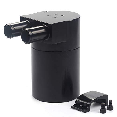 WPFC Universal-Auto Oil Catch Can Tank-Reservoir CNC Aluminium 350Ml Autoteile, Für BMW N54 335 535 E60 E82 E90 E91 E92 E93