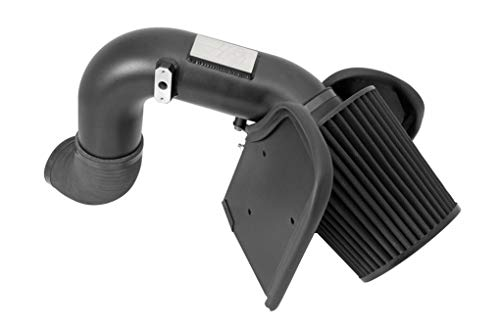 K&N Cold Air Intake Kit: High Performance, Guaranteed to Increase Horsepower: 2003-2007 DODGE (Ram 2500, Ram 3500) 71-1532