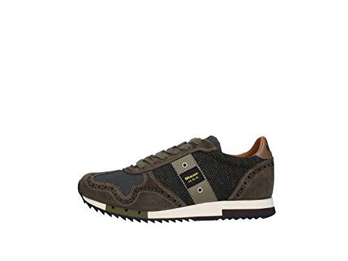 Blauer 8FQUINCY02/SPI Sneakers Homme 42