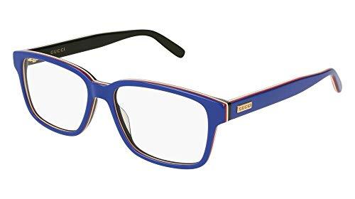 Gucci GG0272O- 008 - Gafas de Sol, Color Azul