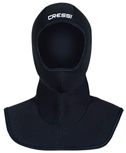 Cressi Solo Hood 2mm, Black
