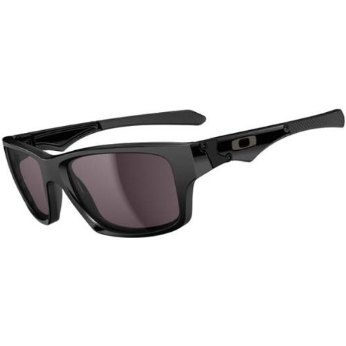 5f42e57a2f Amazon.com  Oakley Jupiter Squared Men s Lifestyle Sports Sunglasses - Polished  Black Warm Grey One Size Fits All  Clothing