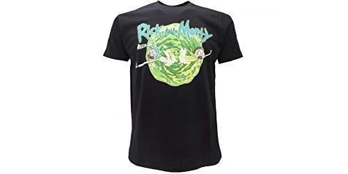Rick&Morty T-Shirt Originale cartellino ed Etichetta di originalità (XXL)
