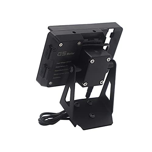 Lhtyouting Soporte de soporte de soporte de soporte de montaje de montaje de soporte de teléfono inteligente GPS de la motocicleta para 790 Adventure S R 2017-2020 hnlyt (Color : B)