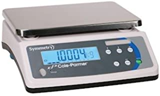 Symmetry PL-LBH-30K is-Series Compact Industrial Bench Scale 30kg x 1g 230V