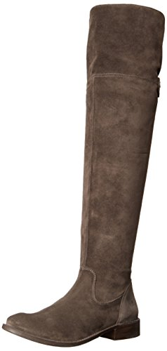 FRYE Fatigue Bottines pour Femme Taille 36,5 EU - Marron - Smoke, 38 EU