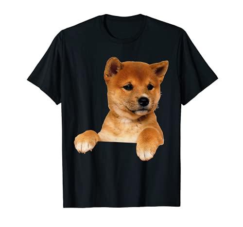 Shiba Inu T-Shirt Hundet-shirt Welpen-T-Stück
