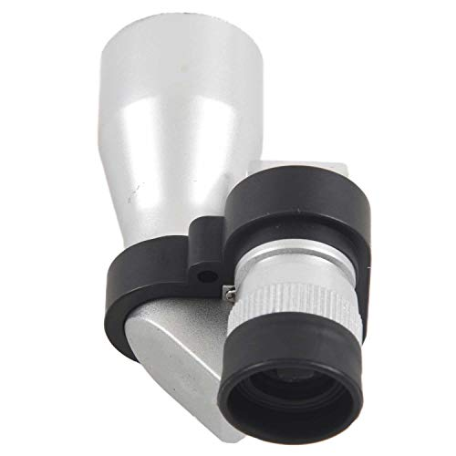 SODIAL(R) 8X20 Mini compacto monocular Telescopios Focus bolsillo regulable Deportes al aire libre