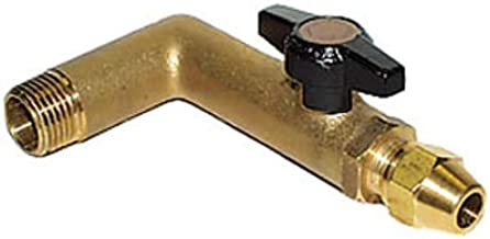 oil tank ball valve