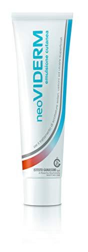 Rilastil Neoviderm - Emulsión Calmante y Regeneradora - Tratamiento para Quemaduras o Irritaciones - 100 ml