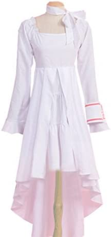 Special price for a limited time Dreamcosplay Anime Bombing new work Vampire Knight Kuran Yuki Dress Cosplay White