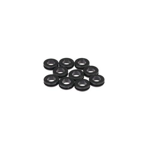 10 x Kabeldurchführungstülle, Gummitülle, Kabeltülle, Kabelschutz,KD: 8,0mm ID: 11,0mm