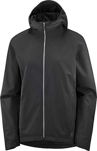 Salomon Comet Damen Jacke XL schwarz