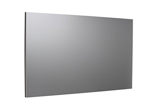 Edelstahl Rückwand, spritzschutz küche 90x70cm Anti-Fingerprint