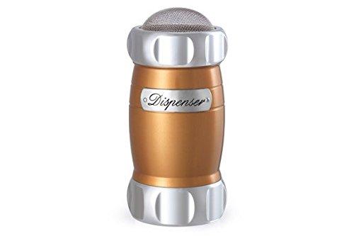 Dispenser: Spargifarine, zucchero e cacao di Marcato Design Colore RAME