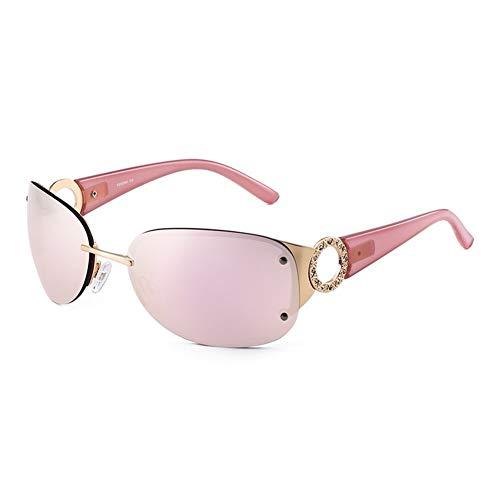 Zon Trendy Brede Tempels Zonnebril Dames Outdoor Zonneschaduw UV Bescherming Zonnebril Flying Style Zonnebril voor heren