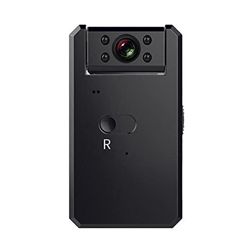 CHENPENG Cámara Oculta 4K, Mini cámara espía HD 1080P, cámaras inalámbricas WiFi con visión Nocturna y detección de Movimiento, para el Coche de la Oficina en casa