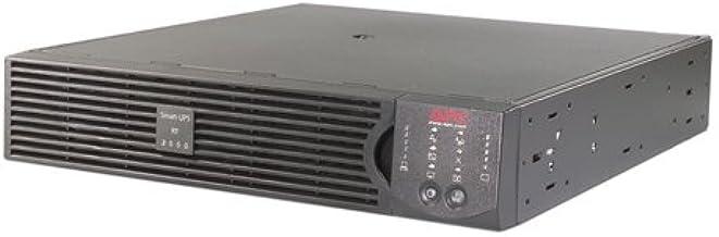 APC Smart-UPS RT 2000VA RM 230V - Fuente de alimentación Continua (UPS) (2000 VA, 1400W, 420J, 1,8m, Sealed Lead Acid (VRLA), 14,2 min) Negro