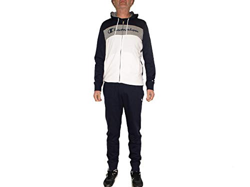 Champion Hooded Full Zip Suit - XL