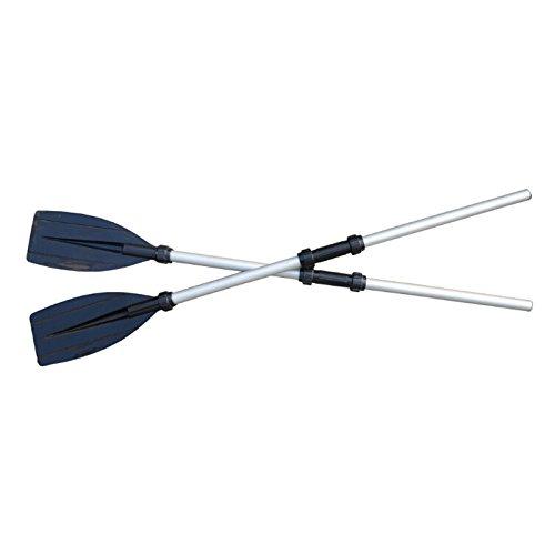 armine88 Anillo de Goteo 4 Piezas Universal Balck Balsa Accesorios Reemplazo Remo Kayak Canoa Salpicaduras Protectores Piezas de h/élice Paleta Pl/ástico