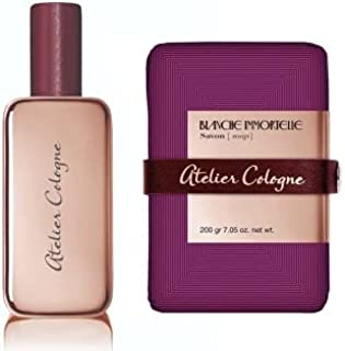 Atelier Cologne Blanche Immortelle Absolue Eau De Parfum and Savon Travel Set, 230 ml - Pack of 1