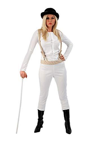 ORION COSTUMES Disfraz de Mujer Delincuente de Película de Terror para Halloween para Mujeres