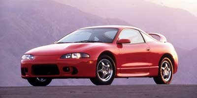 ... 1999 Mitsubishi Eclipse GS-T, 3-Door Coupe Turbo Automatic Transmission ...