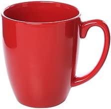 Livingware 11 oz. Mug [Set of 6] Color: Red