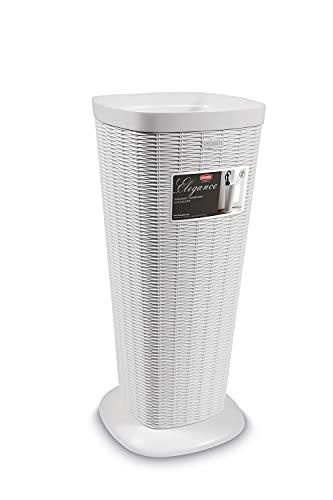 Portaombrelli Stefanplast Elegance 30600 Bianco Plastica 26 x 26 x 57 centimetri
