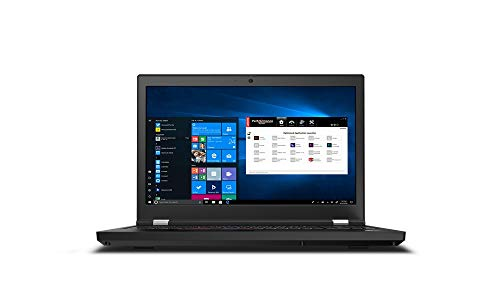 Lenovo ThinkPad P15 Mobile workstation Black 39.6 cm (15.6') 3840 x 2160 pixels 10th gen Intel Core i9 32 GB DDR4-SDRAM 1000 GB SSD NVIDIA Quadro RTX 4000 Max-Q Wi-Fi 6 (802.11ax) Windows 10 Pro